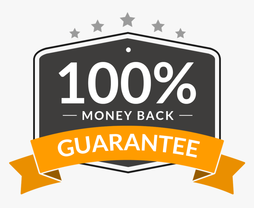 100% Satisfaction Guarantee - Love it or get your money back