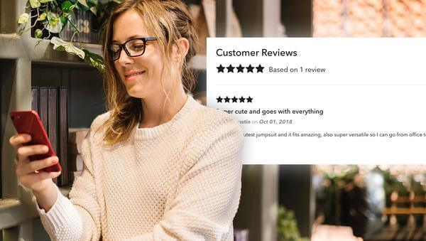 Get more reviews for your business.