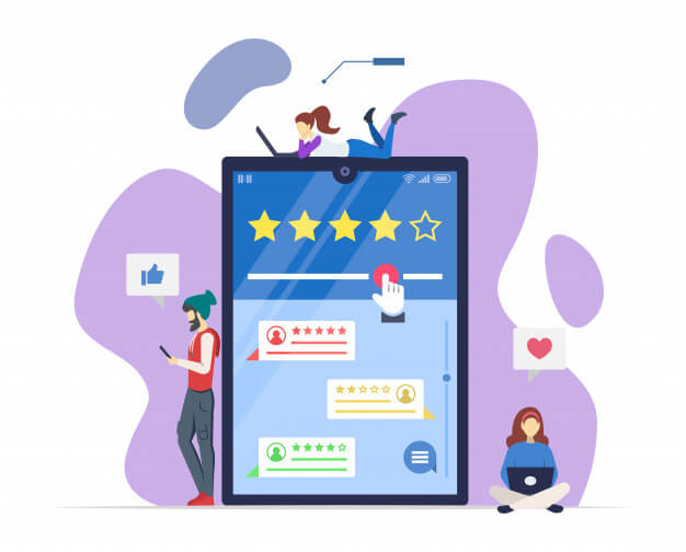buy positive google feedback and reviews
